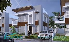 house types in velmiro heights subdivision in minglanilla cebu