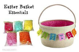 kids filled easter baskets kids easter basket ideas for boys home made