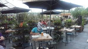 Patio Dining Restaurants by The Best Warm Weather Outdoor Dining Restaurants In Fairfield