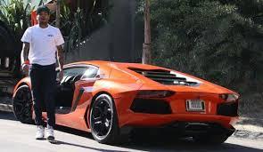 buying a lamborghini aventador chris brown and his lamborghini aventador garage car