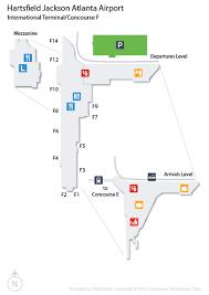 atlanta airport floor plan atlanta airport atl guide fly to atlanta with flight center