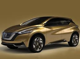 new nissan concept next gen nissan murano coming to new york motor show japanese