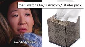 Images Memes - 16 savage memes everyone who s ever watched grey s anatomy will