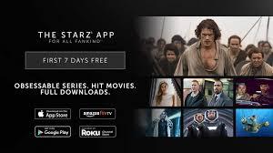starz exclusive originals hit movies