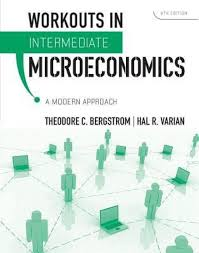 workouts in intermediate microeconomics 8th revised edition
