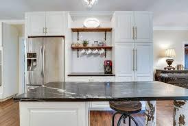white kitchen cabinets with slate countertops soapstone countertops ultimate guide designing idea