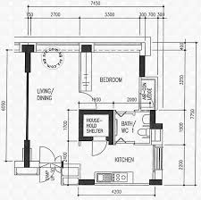 floor plans for strathmore avenue hdb details srx property