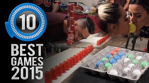 minute to win it the 10 best games of 2015 youtube