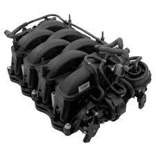 mustang intake manifold ford performance m 9424 m52 mustang intake manifold gt350 2015 2017