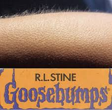 Goosebumps Meme - goosebumps cover parodies know your meme
