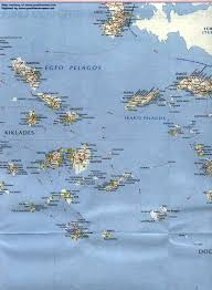 Map O Map Of Greece