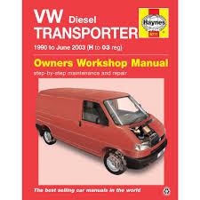 5711 vw transporter t4 1 9 2 4 2 5 diesel 1990 2003 haynes