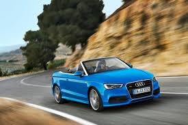audi convertible 2016 audi a3 and s3 cabriolet 2 less doors and one less roof on the