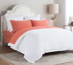 buy best solid flannel sheet set in brandy soft cotton flannel
