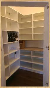 Kitchen Pantry Shelving by Kitchen Pantry Organizer Systems The Closet Company Wisconsin