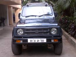 modified maruti gypsy king buy and sale of used cars or second hand cars in india mumbai
