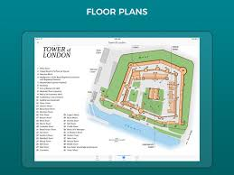 Tower Of London Floor Plan Tower Of London Guide And Maps On The App Store