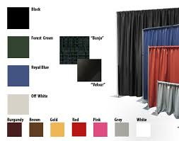 Wedding Drapes For Rent Pipe And Drape Aaa Rental System