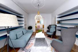 Appartement Haussmannien Deco Appartement Art Deco Amenagement Salon Ambiance Annee 50 Agence