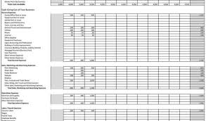 Travel Spreadsheet Excel Templates Small Business Income And Expenses Spreadsheet