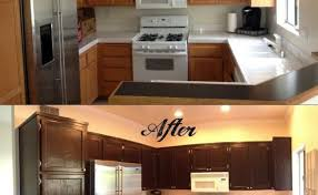 how to apply gel stain to kitchen cabinets how to gel stain kitchen cabinets cute766