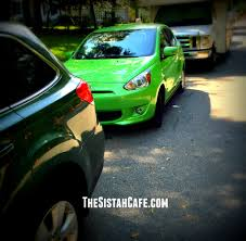mirage mitsubishi 2015 black kiwi green is the new black 3 things that surprised me about the