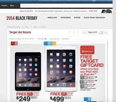 target gift card black friday sale top 5 best rated black friday 2014 sale deals ps4 xbox one ipad
