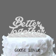 compare prices on letters wedding cake online shopping buy low