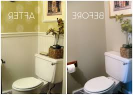 Small Bathroom Redo Ideas by Small Half Bathroom Color Ideas Bathroom Decor