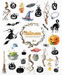 hand painted pumpkin halloween clipart 1087 best painted halloween fall images on pinterest halloween