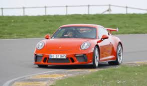 porsche 911 back 2018 porsche 911 gt3 price specs u0026 review