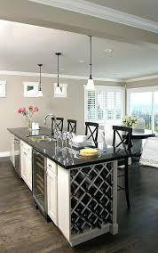 threshold kitchen island wine rack kitchen large kitchen design decorative kitchen island
