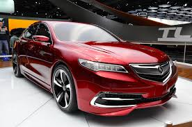 Acura Tl Redesign 2017 Acura Tlx Red Picture Wallpaper 58410 Acura Wallpaper
