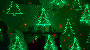 Christmas Outdoor Light Projector by Laser Christmas Lights U0026 Outdoor Holiday Projectors Review Youtube