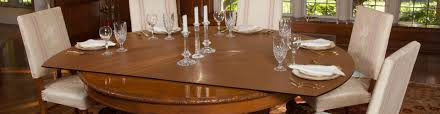 Dining Room Table Pads Table Extension Pads And Table Extenders