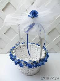 basket for wedding programs 17 images about flower girl baskets wedding program baskets