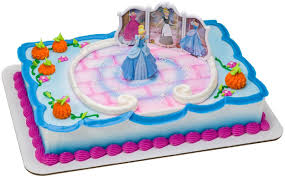 cinderella cake disney princess cinderella cake topper 2 pieces birthdayexpress