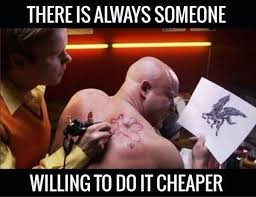 Meme Impact - do it cheaper meme sudden impact web design