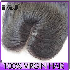 invisible hair middle parting lace closure invisible hair closure with part