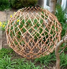 Willow Trellis Expandable Garden Willow Trellis Sphere 7 99