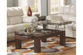 kraleene coffee table with lift top ashley furniture homestore