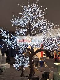led tree led simulation trees hollinlighting