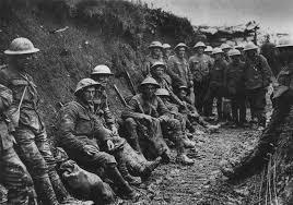 1915 world war 1 diary reveals second christmas truce