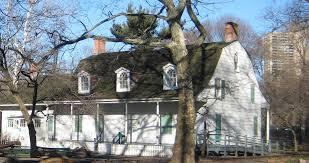 Colonial Farmhouses Dutch Farmhouses Still Standing In New York Ephemeral New York