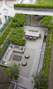 amenagement jardin moderne aménagement cour arrière idées de paysagement meubles et décoration