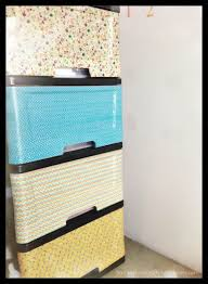 Plastic Storage Cabinet Washified Storage Cabinet Makeover U2013 Homeschool Crafts