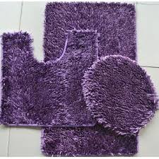 Purple Bathroom Rugs Purple Bath Rugs Mats Kmart