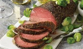 chateaubriand cuisine steakhouse seasoned chateaubriand omaha steaks