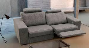 repose tete canapé canapé avec repose pied intégré intérieur déco