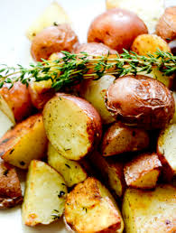 ina garten u0027s garlic roasted potatoes recipe garlic roasted